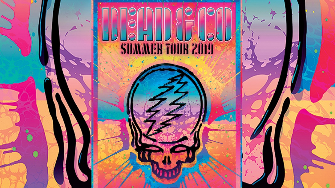 Dead And Company Poster 2019
